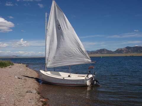 2009, Colorado Springs, Colorado, sailboat for sale from Sailing Texas