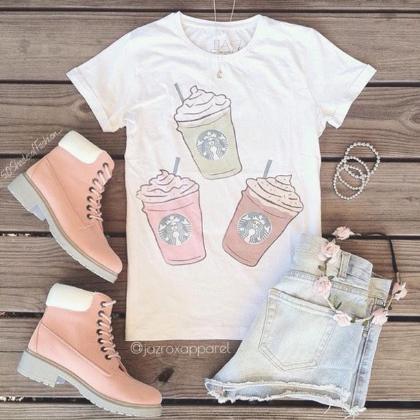 T Shirt Hipster Style Girly Cool Neon Quote On It Cute