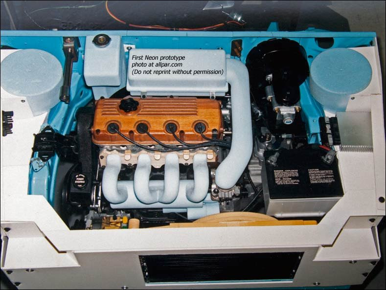 Dodge Neon Car Battery