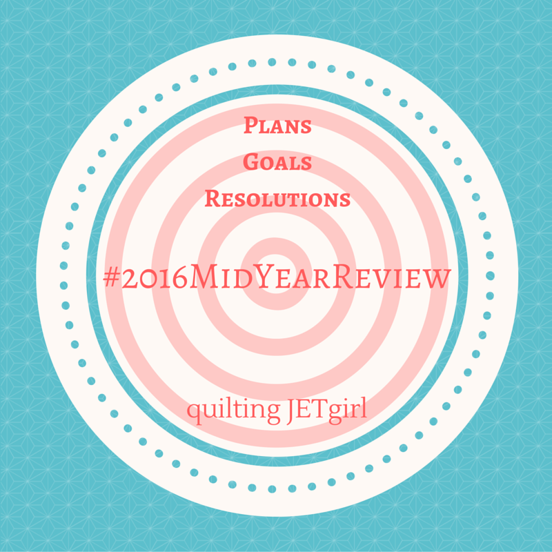 2016 Mid Year Review