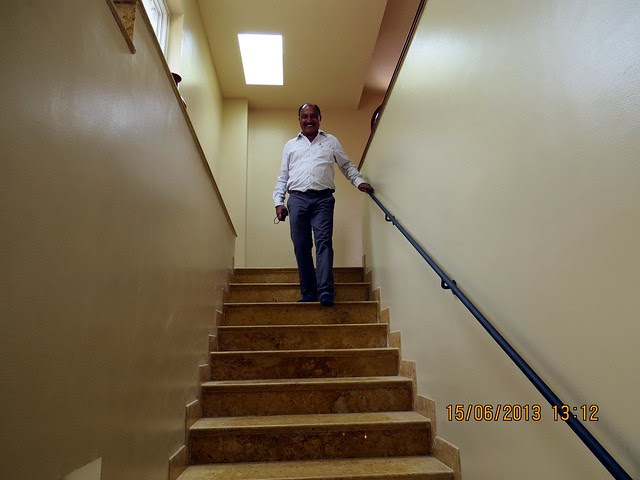 Mr. Ranjan, Chief Engineer - Visit Westernhills, Villas & Townhouses at Sus - Baner Pune