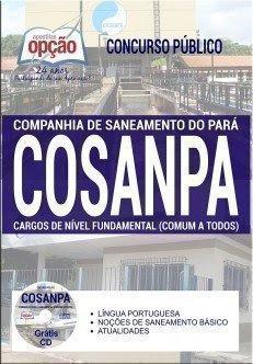 Apostila COSANPA NÍVEL FUNDAMENTAL.