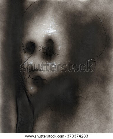 Distorted Human Face Stock Photos, Images, & Pictures ...