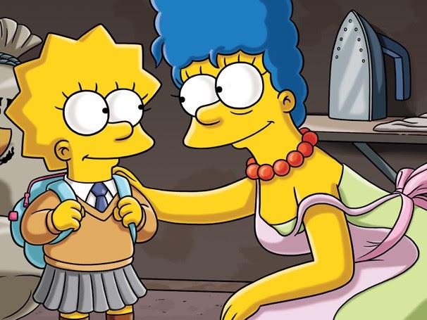 Os Simpsons - Lisa teme ter o mesmo destino que a mãe (Foto: Divulgação / Twentieth Century Fox)