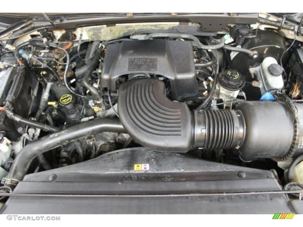 2001 Ford F 150 Engine 46 L V8