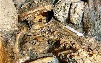 ΚΡΗΤΗ: Μυστήριο με 65 σκελετούς: Είναι Μινωίτες ;