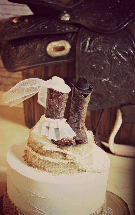 25  best ideas about Cowboy wedding cakes on Pinterest