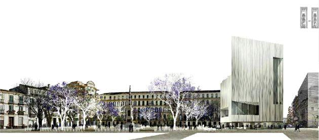 El arquitecto Seguí gana el concurso del Astoria con un proyecto avalado por Antonio Banderas: El arquitecto Seguí gana el concurso del Astoria con un proyecto avalado por Antonio Banderas