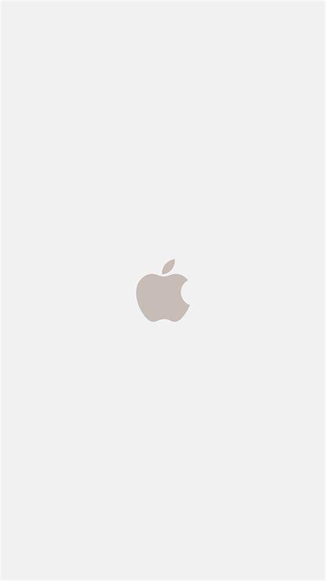 iphone apple logo white gold art illustration wallpaper