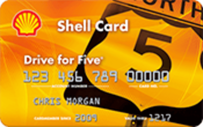 Shell Drive for Five® Credit Card: Should You Use It to Pay at the