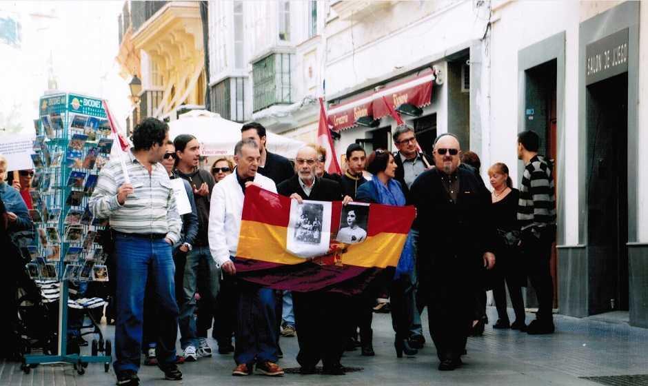 Manifestación Memoria Histórica