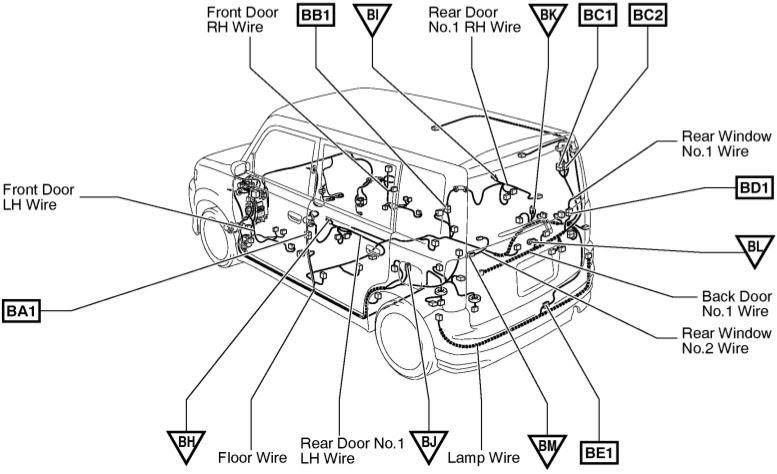 Wiring Diagram For 2005 Scion Tc