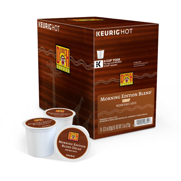 Diedrich Morning Edition Keurig® K-Cup® pods