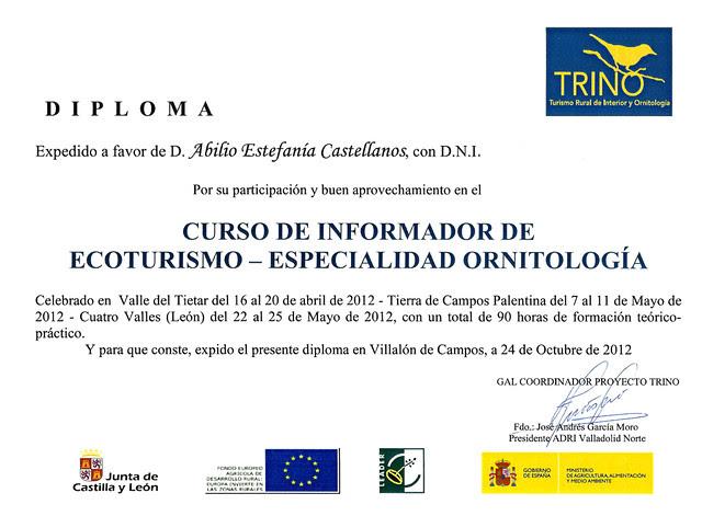 diploma TRINO 2
