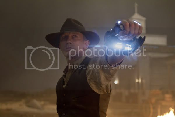 Cowboys and Aliens first pic