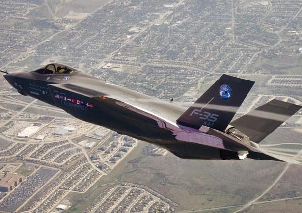 Ανήσυχη η Τουρκία ενεργοποιεί τη συμφωνία για τα F-35