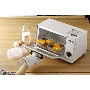 iwaki フタ付き オーブントースター皿 小 2個セット ピンク K3840C-P2