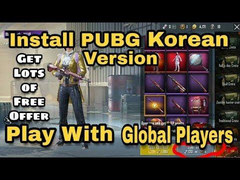 Pubg Korean Version Apk Pubg Mobile Season 3 Hack