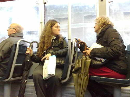 Racconti sul tram by durishti