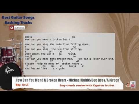 Best Songs Backing Tracks BSBT: How Can You Mend A Broken Heart ...