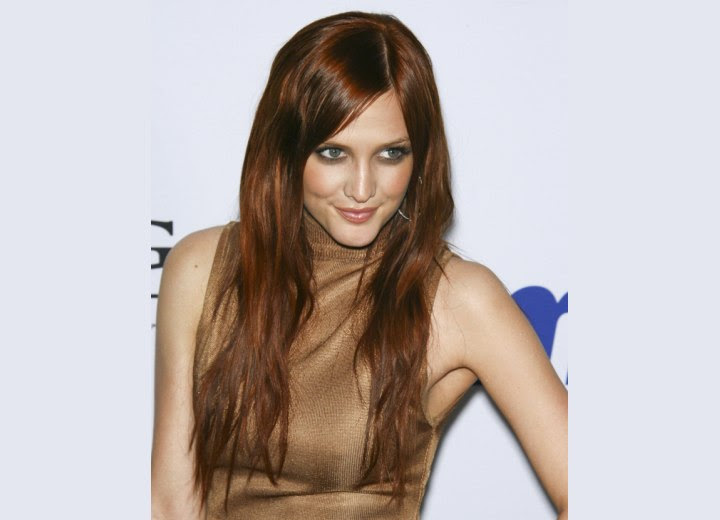 color I want x) I was thinking Light Brown Hair with Blonde highlights!