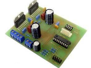 Kiểm soát bước vi với PIC16F628 và LMD18245