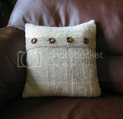 Wovenflame: Free Cushion Pattern