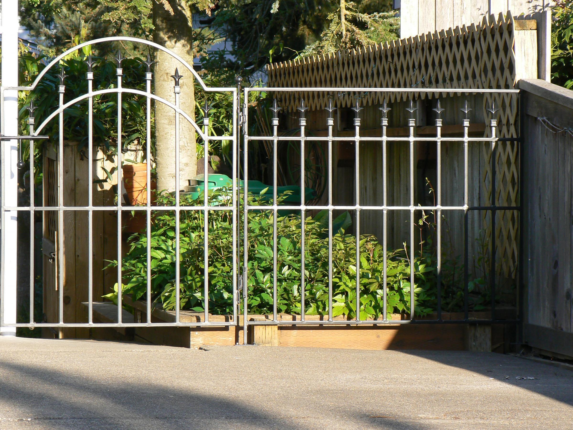 Garden Gate Design Gharexpert