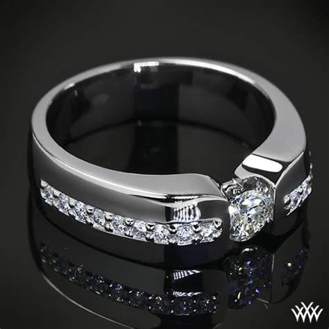 Men deserve diamonds too   This Custom Men's Diamond