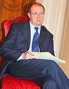 Vincenzo Fortunato, capo di gabinetto di Giulio Tremonti