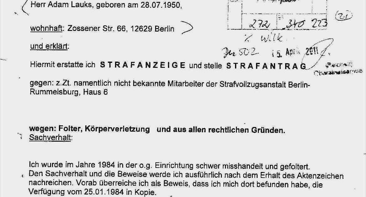 +Was Schreibt Man In Widerspruch Gegen Kurablehnung / Wie