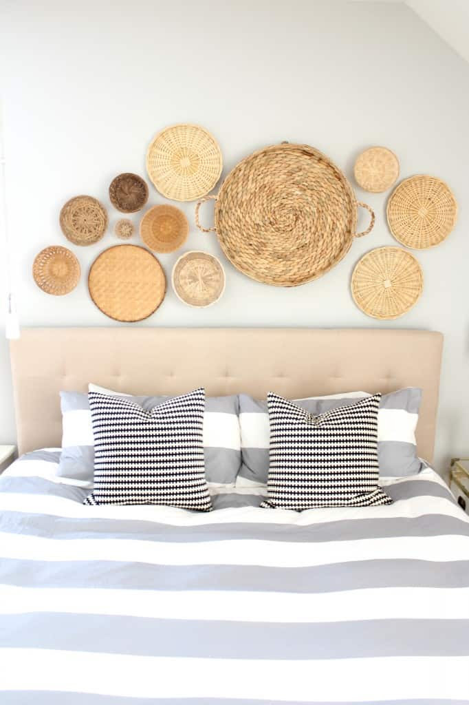 Link it, lump it, link party, headboard