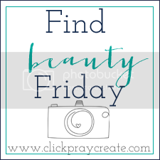 Click, Pray, Create: Find Beauty Friday