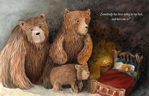Three Little Bears « MalloryNall