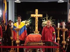 Venezuela's Chavez Lies in State