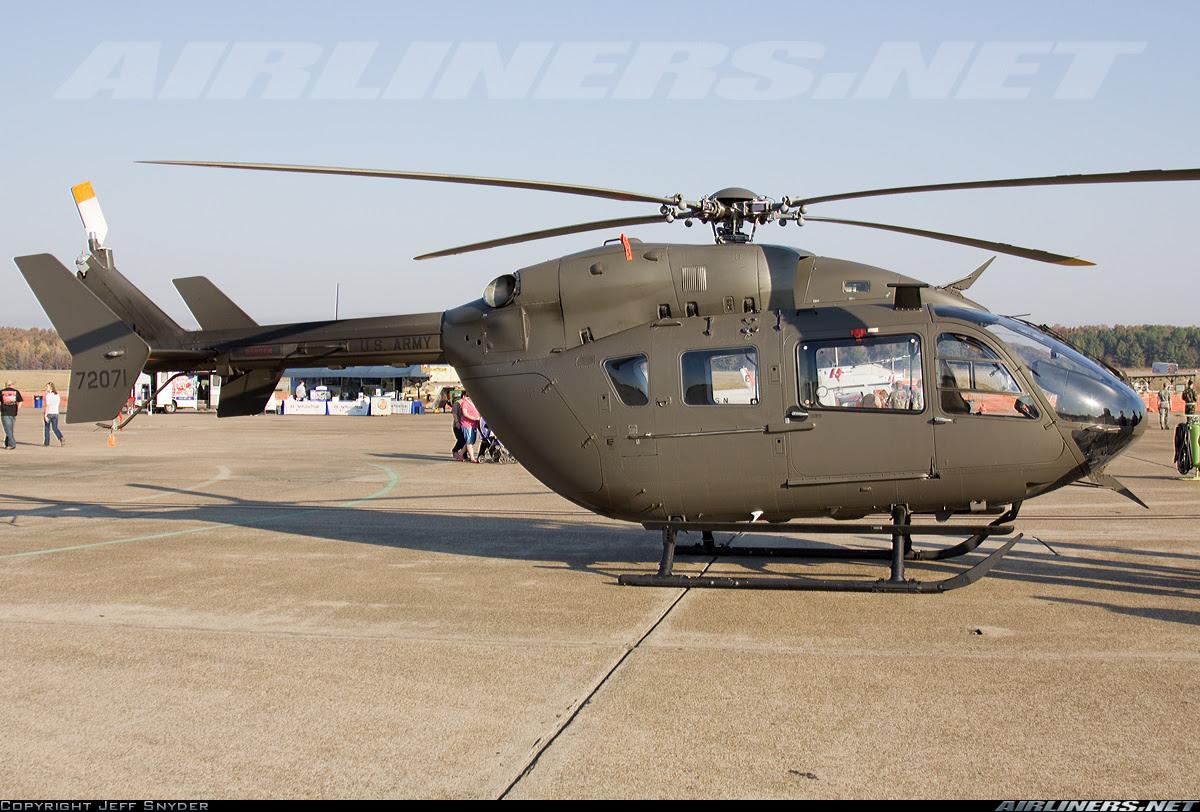 Eurocopter-Kawasaki UH-72A Lakota (EC-145) aircraft picture