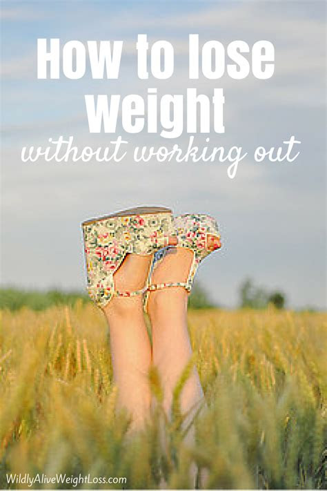 lose weight  exercising wildly alive