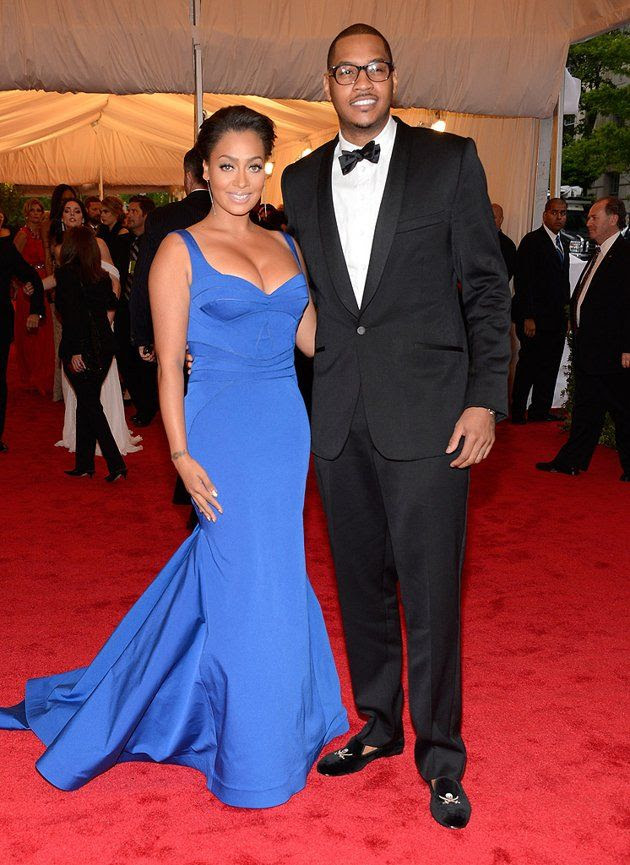 Costume Institute Gala Met Ball - May 7, 2012, LaLa Vasquez