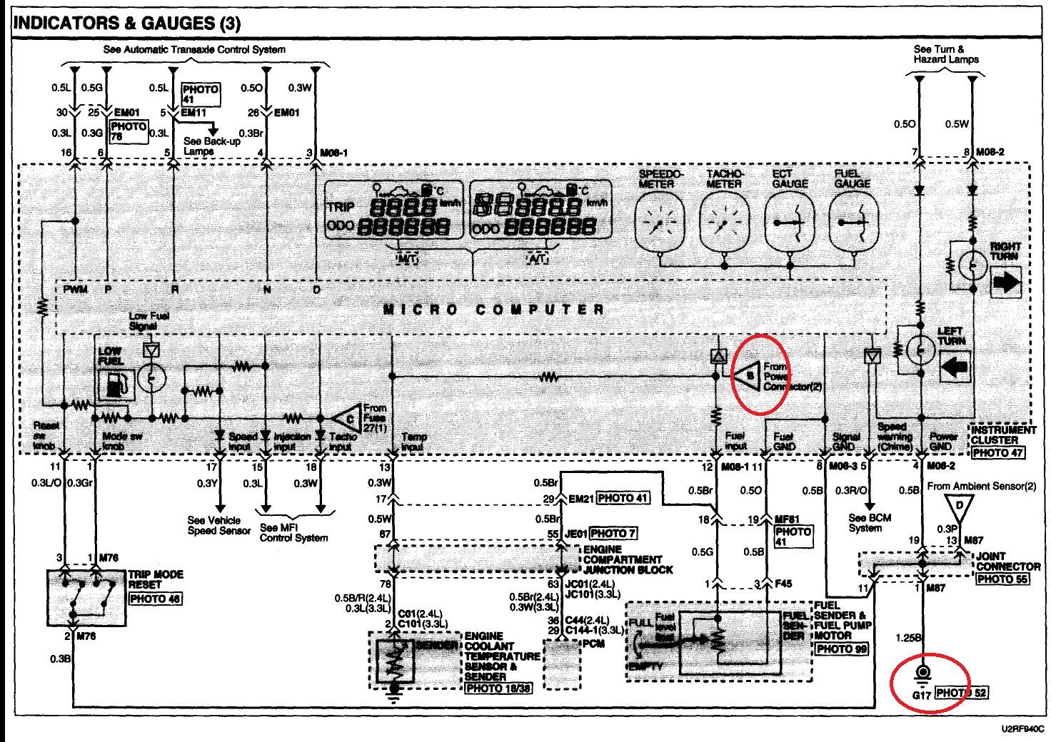 Wiring Diagram Hyundai Santum Fe 2004 - Wiring Diagram Schemas