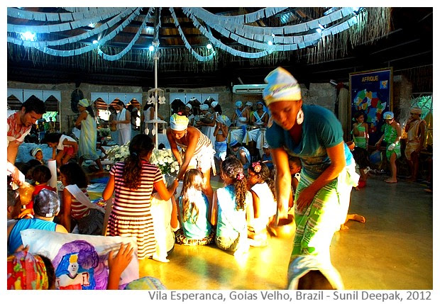 Paulo Freiere & Brazilian experiences - Images by Sunil Deepak, 2014