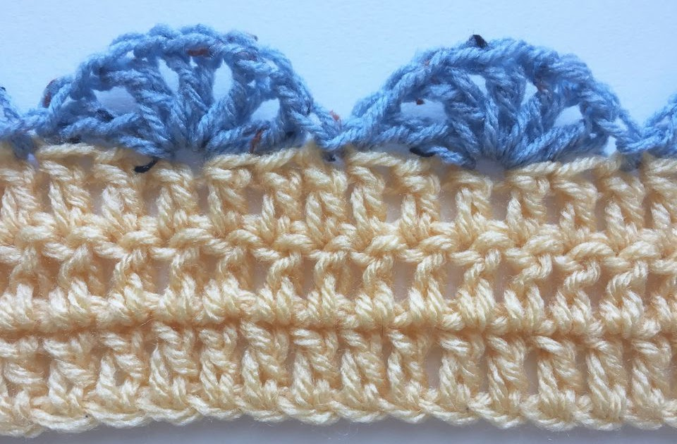 Elephant Edging Crochet Tutorials - ilove-crochet   630x960