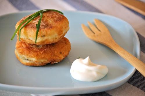 Crocchette di patate alle erbe aromatiche