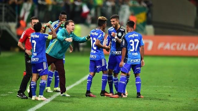Depois de início devagar, Palmeiras acorda e abre vantagem contra Botafogo-PB