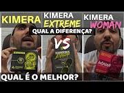 Diferença entre Kimera Extreme x Kimera Woman e Kimera - Qual é o melhor termogênico? Qual Ganha?