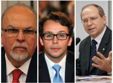 Negromonte, Negromonte Jr. e Britto | Foto: Montagem/ Bahia Notícias