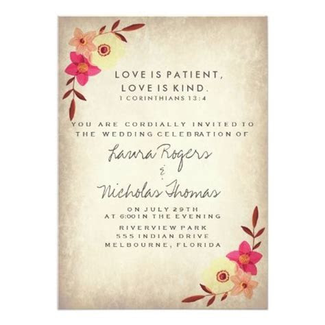 246 best Christian Wedding Invitations images on Pinterest