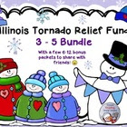 Illinois Tornado Relief Fund 3-5 Bundle with a few extras