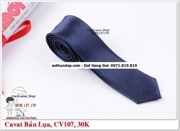 cà vạt học sinh nam