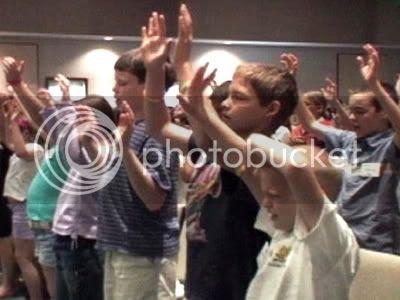 Jesus Camp Evangelical Crazies