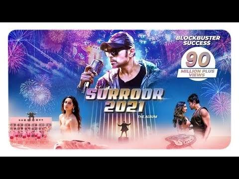 सुरूर Surroor 2021 Title Track Hindi Lyrics – Himesh Reshammiya